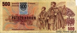 500 Korun SLOVAQUIE  1993 P.18 B+