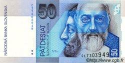 50 Korun SLOVAQUIE  2002 P.21b NEUF
