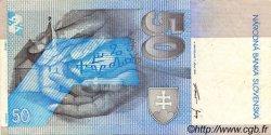 50 Korun SLOVAQUIE  1999 P.21b TTB+
