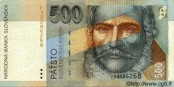 500 Korun SLOVAQUIE  1996 P.27 TTB