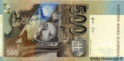 500 Korun SLOVAQUIE  2000 P.31 TTB