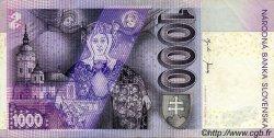 1000 Korun SLOVAQUIE  1999 P.32 TTB