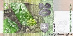 20 Korun SLOVAQUIE  2000 P.34 NEUF