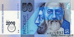 50 Korun SLOVAQUIE  2000 P.35 NEUF