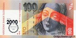 100 Korun SLOVAQUIE  2000 P.36 NEUF