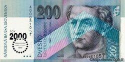 200 Korun SLOVAQUIE  2000 P.37 NEUF
