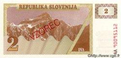2 Tolarjev SLOVÉNIE  1990 P.02s1 NEUF
