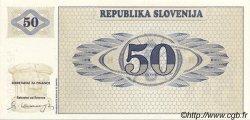 50 Tolarjev SLOVÉNIE  1990 P.05a NEUF