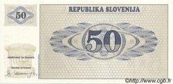 50 Tolarjev SLOVÉNIE  1990 P.05s1 NEUF