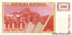 100 Tolarjev SLOVÉNIE  1990 P.06a NEUF