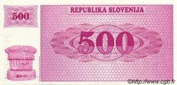 500 Tolarjev SLOVÉNIE  1992 P.08s1 NEUF