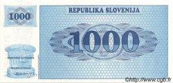 1000 Tolarjev SLOVÉNIE  1992 P.09s1 NEUF