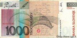 1000 Tolarjev SLOVÉNIE  1992 P.17a pr.TTB