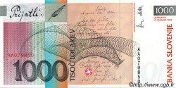 1000 Tolarjev SLOVÉNIE  1992 P.17a NEUF