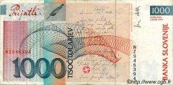 1000 Tolarjev SLOVÉNIE  1993 P.18a pr.TTB