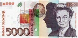 5000 Tolarjev SLOVÉNIE  1993 P.19a NEUF