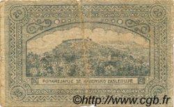 20 Vinarjev SLOVÉNIE  1919 P.-- B à TB