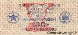 100 Lit SLOVÉNIE  1944 PS.105c NEUF