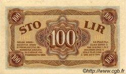 100 Lir SLOVÉNIE  1944 PS.117 NEUF