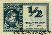 50 Cent SLOVÉNIE  1944 PR.16 TTB