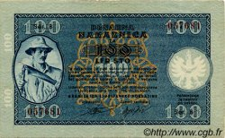 100 Lire SLOVÉNIE Ljubljana 1944 P.R07 SUP