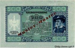500 Lire SLOVÉNIE  1944 PR.23s NEUF
