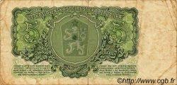 5 Korun TCHÉCOSLOVAQUIE  1961 P.082a TB