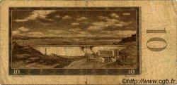 10 Korun TCHÉCOSLOVAQUIE  1960 P.088a B