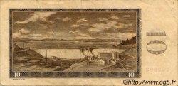 10 Korun TCHÉCOSLOVAQUIE  1960 P.088a TTB