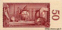 50 Korun TCHÉCOSLOVAQUIE  1964 P.090b SUP+