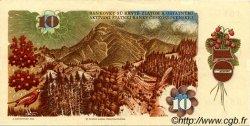 10 Korun TCHÉCOSLOVAQUIE  1986 P.094 SUP