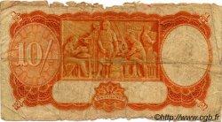 10 Shillings AUSTRALIE  1939 P.25a AB
