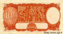 10 Shillings AUSTRALIE  1939 P.25a TTB+
