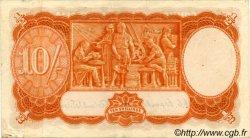 10 Shillings AUSTRALIE  1952 P.25d TTB+