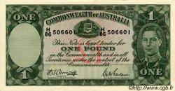 1 Pound AUSTRALIE  1942 P.26b pr.SPL