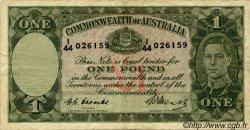1 Pound AUSTRALIE  1949 P.26c TB