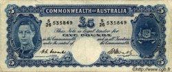 5 Pounds AUSTRALIE  1949 P.27c TB