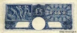5 Pounds AUSTRALIE  1952 P.27d pr.SUP