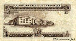 10 Shillings AUSTRALIE  1954 P.29 TB