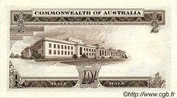 10 Shillings AUSTRALIE  1954 P.29 SUP+ à SPL