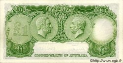 1 Pound AUSTRALIE  1953 P.30 pr.SPL