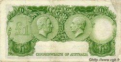 1 Pound AUSTRALIE  1961 P.34 TB