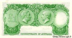 1 Pound AUSTRALIE  1961 P.34 pr.NEUF