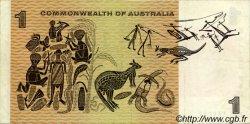 1 Dollar AUSTRALIE  1966 P.37a TTB