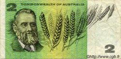 2 Dollars AUSTRALIE  1968 P.38c TB