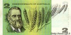 2 Dollars AUSTRALIE  1972 P.38d SPL