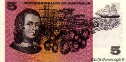 5 Dollars AUSTRALIE  1972 P.39d pr.NEUF