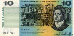 10 Pounds AUSTRALIE  1966 P.40a pr.SPL