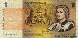1 Dollar AUSTRALIE  1982 P.42d TB