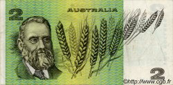 2 Dollars AUSTRALIE  1974 P.43a TTB